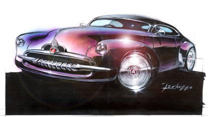 Eat my dust: how Australia's car designers led the world