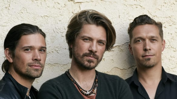 Tuesday made: 90s pop band Hanson is coming to Canberra!
