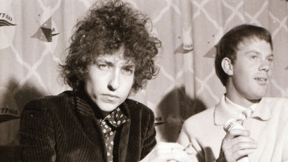 Bob Dylan's turbulent ride from hicksville to top of the world