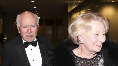 John Howard celebrates his 80th birthday in Sydney