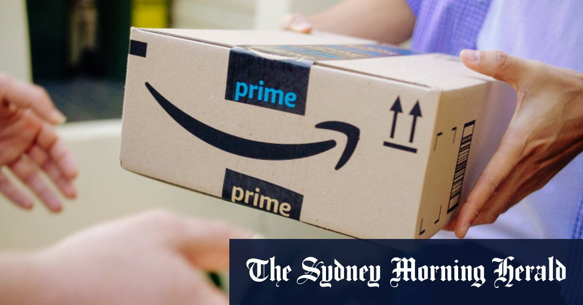 Amazon breaks through $1 billion revenue mark in Australia – Sydney Morning Herald