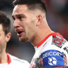 De Belin day fast approaching for Griffin as Dragons slump to another loss