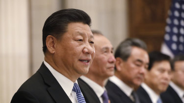 China's announcemenet ended days of silence from the Asian nation following a weekend meeting between Presidents Donald Trump and Xi Jinping.