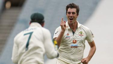 Will Pat Cummins succeed Tim Paine as Test captain?