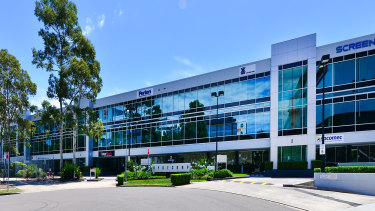 Printing specialist Currie Group has signed a four-year lease for Unit 14 at 2 Eden Park Drive, Macquarie Park