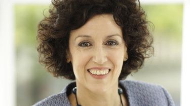 Associate Professor Geraldine Moses.