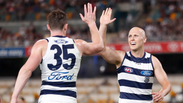 Saturday could see the first premiership for Patrick Dangerfield and last for Gary Ablett.