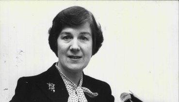 Dame Margaret Guilfoyle.