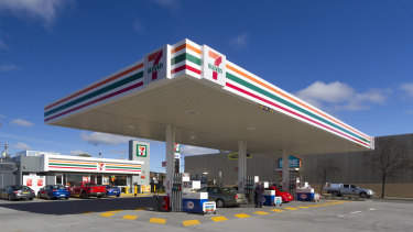 Petrol stations are among the sought-after assets in the Burgess Rawson auctions.