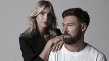 Aje co-founders Edwina Forest and Adrian Norris will open Mercedes-Benz Fashion Week Australia on Sunday.