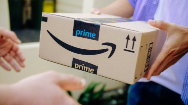 Amazon had sales of about $16 million in December.