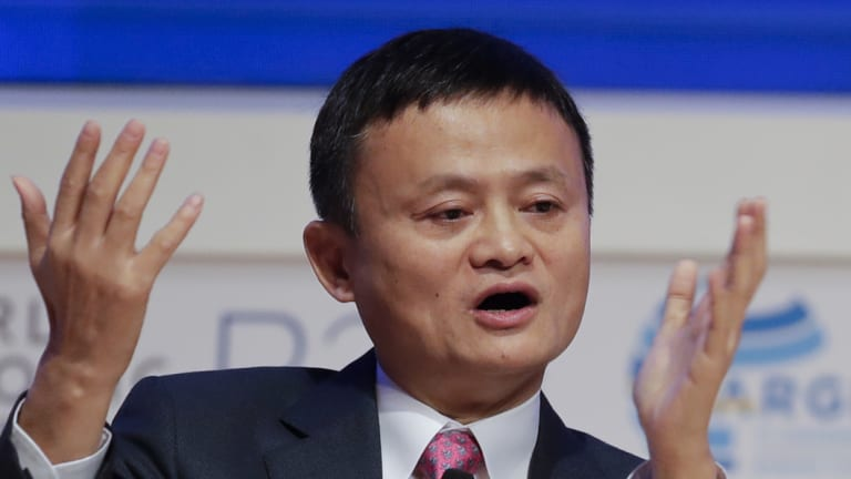 Jack Ma will finish as Alibaba chairman on his 55th birthday.