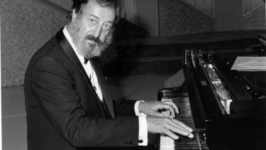 The Australian musician and TV personality Geoff Harvey, who died at 83.