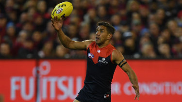 Neville Jetta is relishing his first taste of AFL finals.
