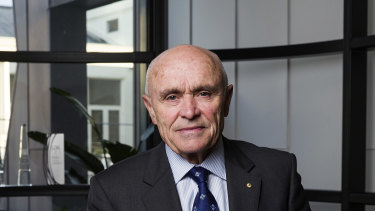 Melbourne businessman Paul Little.