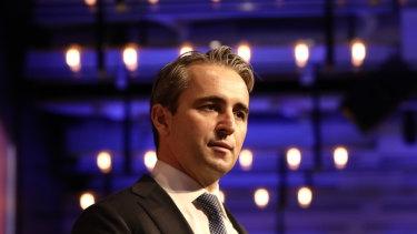 CBA chief executive Matt Comyn could see the digital threat coming.