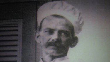 Armand Galland, the experienced French patissiere chef, employed by Lord and Lady Lamington in Brisbane and most likely creator of the lamington.