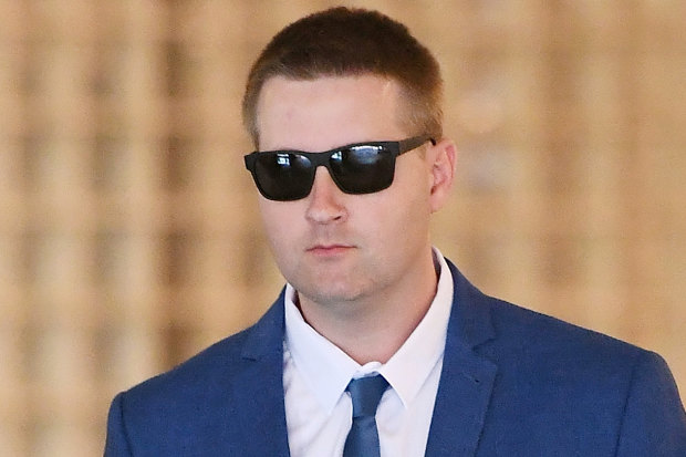 Policeman accused of neglecting duty did what was required, court told