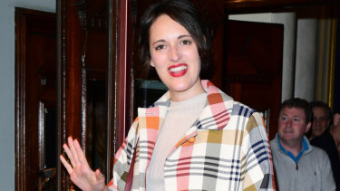 Scandi is dandy ... 'Fleabag' star Phoebe Waller-Bridge.