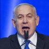 Israel PM Benjamin Netanyahu cancels UN trip after election setback
