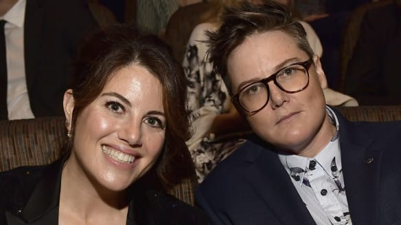 'Very healing': Monica Lewinsky says Hannah Gadsby helped her reclaim her self-esteem