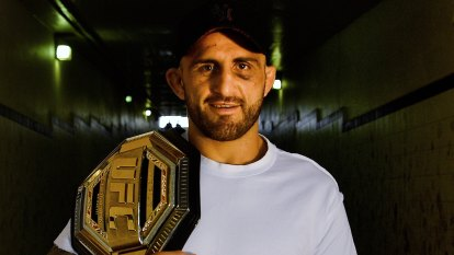 Volkanovski heads to 'fight island' for first world title defence