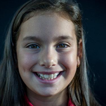 Laura Guerschman, 10.