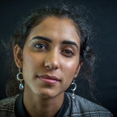 Tanvi Nangrani, 18.