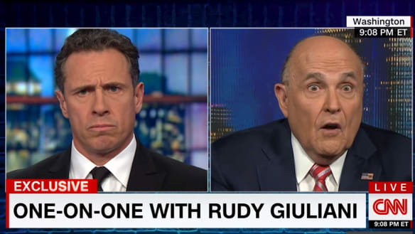 Rudy Giuliani: 'I never said there was no collusion' between Trump campaign and Russia