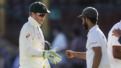 'We're really upset about it': Paine offers India support but visiting skipper seething