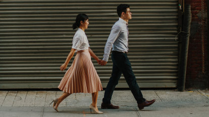 I treated online dating like a start-up and found a husband