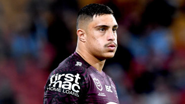 Kotoni Staggs is the most sought after player in the NRL.