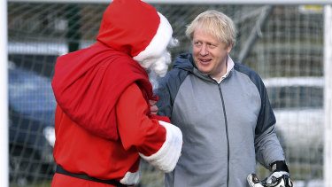 British PM Boris Johnson has guaranteed immigration levels would be cut if the Conservatives win the election.