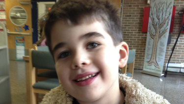 Noah Ponzer was among the 20 children and six adults killed at Sandy Hook Elementary School.