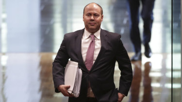 Treasurer Josh Frydenberg is in charge of the JobKeeper program.