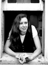 Kate Forsyth in 1997, the year she published her first novel.