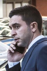 Mehmet Ozgen has been found guilty over his role in one of Australia's largest ever drugs busts.