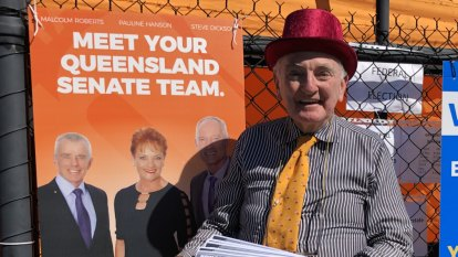 In 'Australia's salad bowl', Pauline Hanson is like Elvis Presley