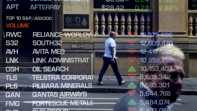 Markets Live Tuesday 30 June 2020 – The Sydney Morning Herald