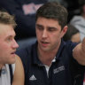 Boomers coach Andrej Lemanis home for NBL finals, Caporn to coach
