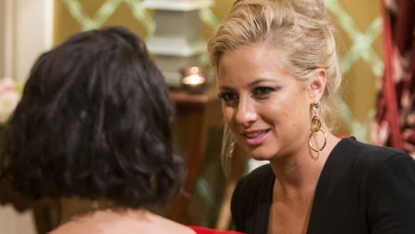 'Disgusting': Bachelorette slams 'bullies' on The Bachelor