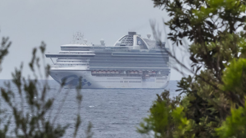 Criminal investigation launched into Ruby Princess fiasco
