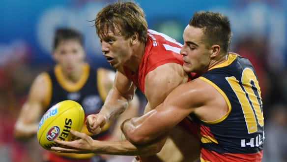 Crows bounce back to beat Swans at SCG