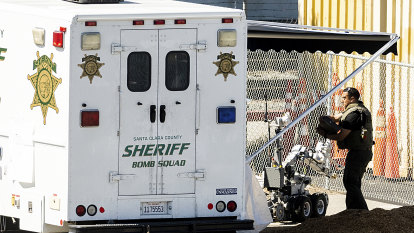 Gunman in California mass shooting had talked of workplace attacks