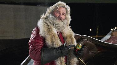 Kurt Russell stars in The Christmas Chronicles.