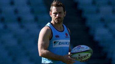 Bernard Foley will captain NSW in Michael Hooper's absence.