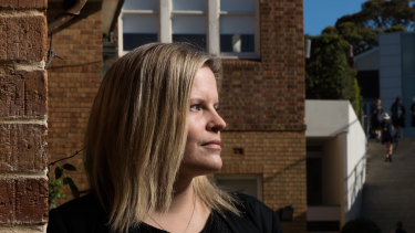 Daisy Turnbull has been back at work full-time as a teacher for over a year.