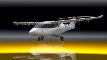 Skyportz has signed an agreement to buy 100 Electra hybrid aircraft, with delivery expected in about five years.