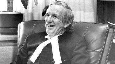 Justice Trevor Morling, Federal Court  June 21, 1984.