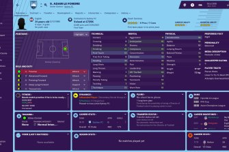 "Adam Le Fondre was a ""nomadic striker"" in Football Manager 2019."